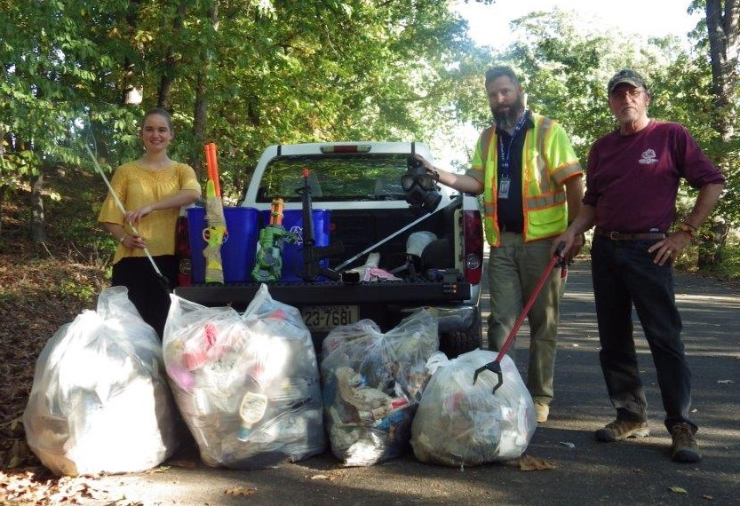 Oct 2017 ALC Clean up Event
